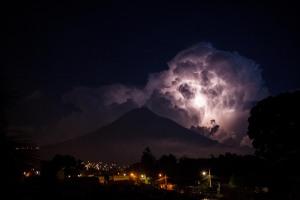 Volcan de Agua – Antigua, Guatemala – August 2014