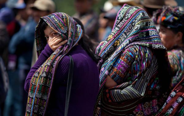 Los Encuentros, Sololá, Guatemala – September 2014