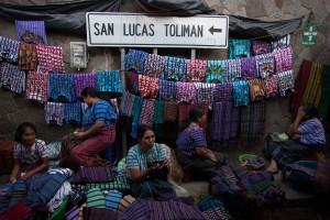 Market in Santiago Atitlan – 2016